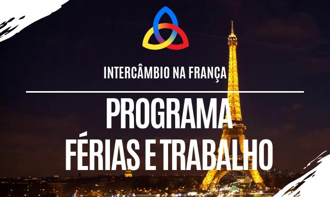 Programa de Férias e Trabalho na França